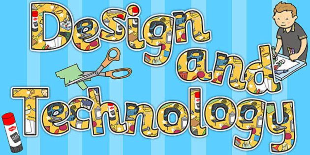 T-D-006-Design-and-Technology-Title-Display-Lettering