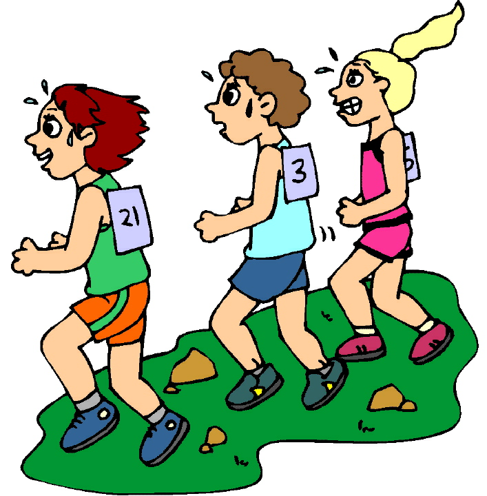 Free image/jpeg, Resolution: 707x720, File size: 202Kb, Cross Country Running Clip Art N15